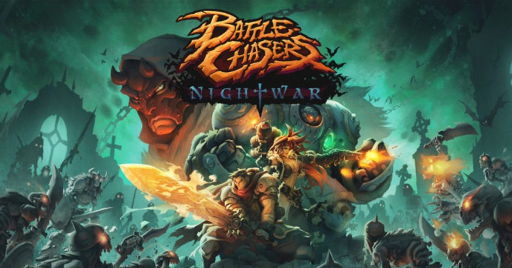 Battle Chasers: Nightwar Can Now Be Played on Android Devices - Android