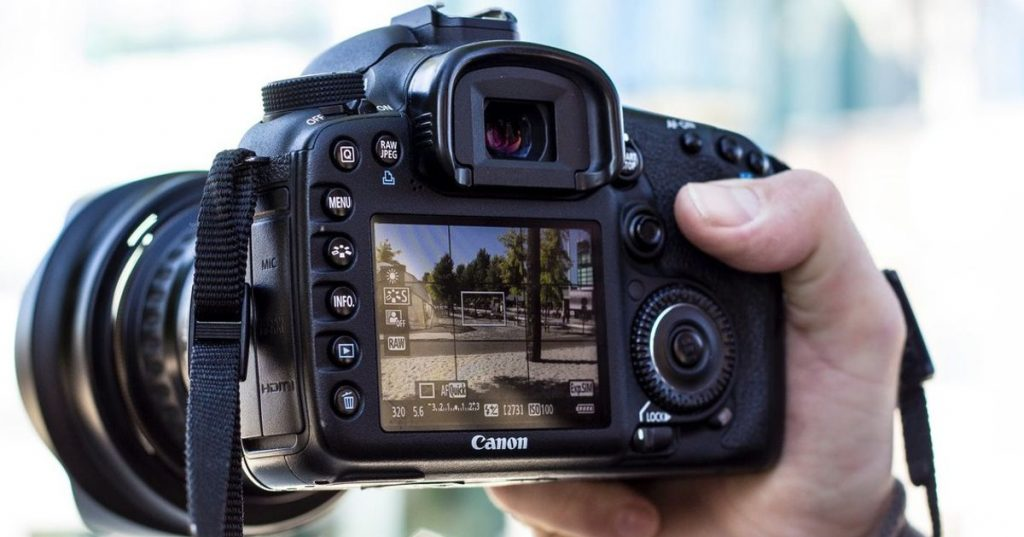Canon DSLR Camera Firmware Security Vulnerabilities Discovered - Computers