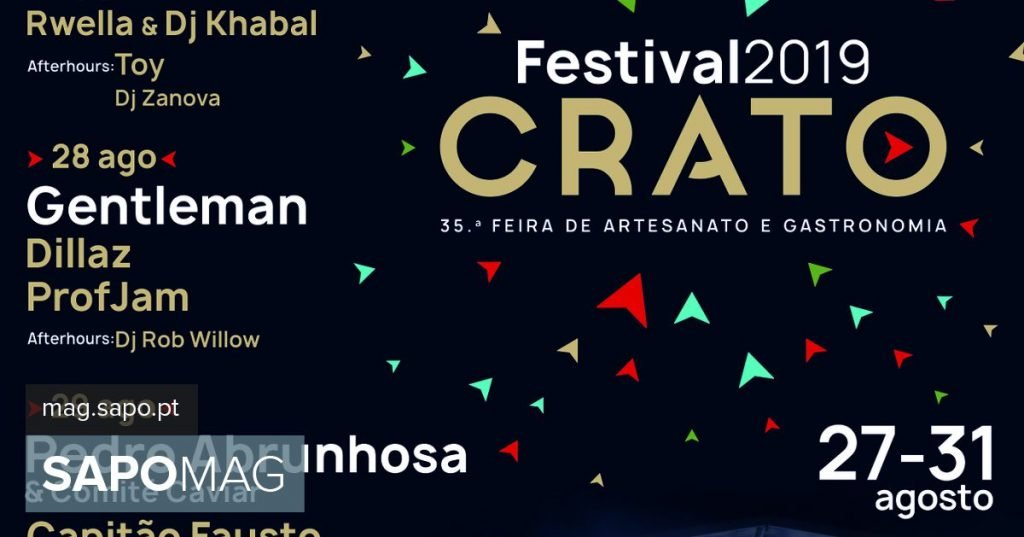 Crato Festival: Win passes to the event - Hobbies
