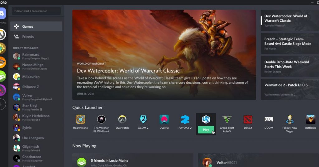 Discord will offer game streaming tools, but broadcasts are for friends only - Computers