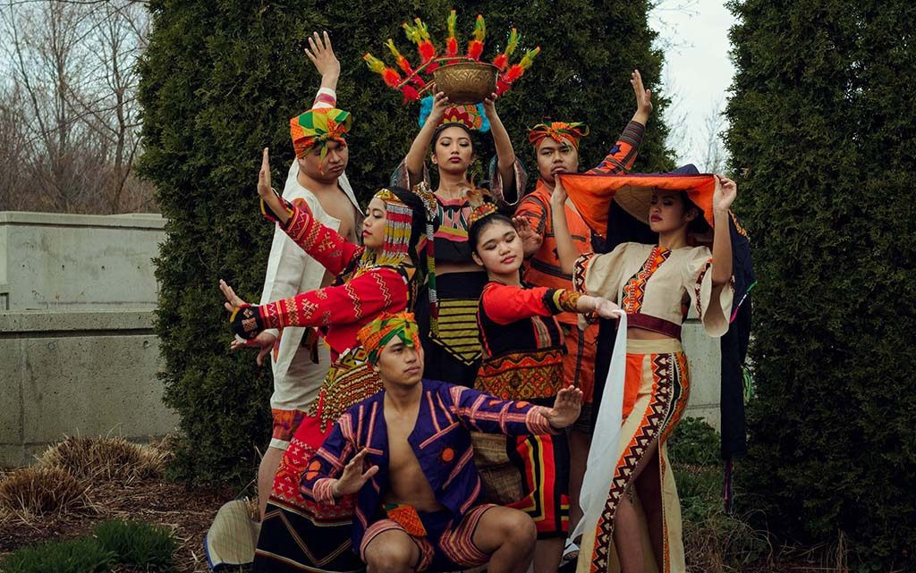 "Filipino Folklore Joins ""Folkfaro"" in Loulé - Jornal diariOnline Southern Region"