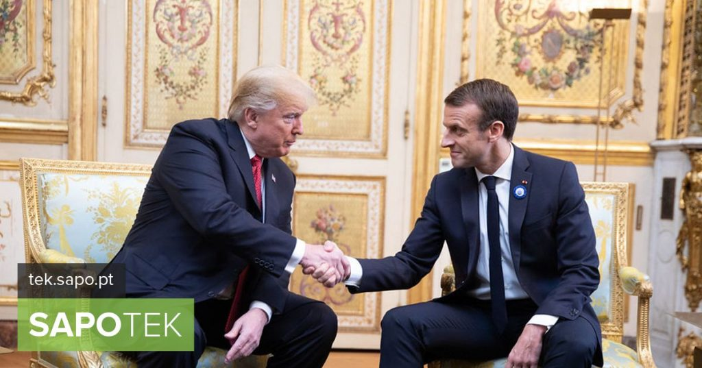 France and the United States agree on the Google Fee. Refund to technology companies - Business
