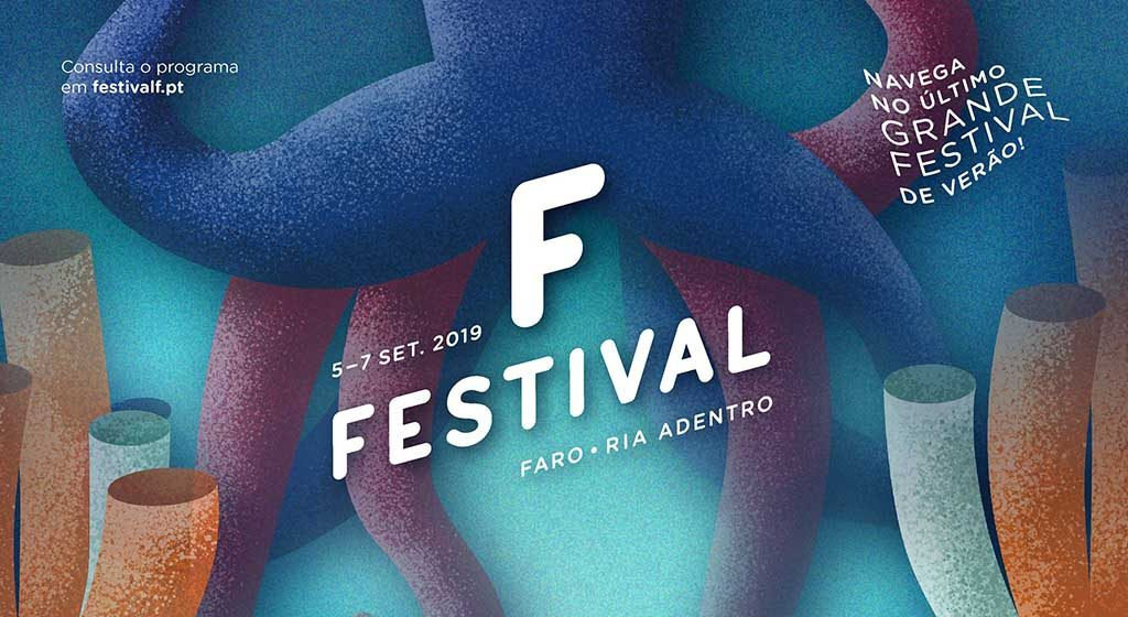 Full Festival F poster posted on social networks