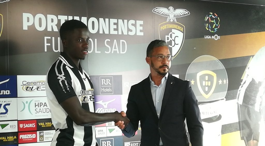 """José Gomes wants to """"grow as a player"""" at Portimonense - Jornal diariOnline Southern Region"""