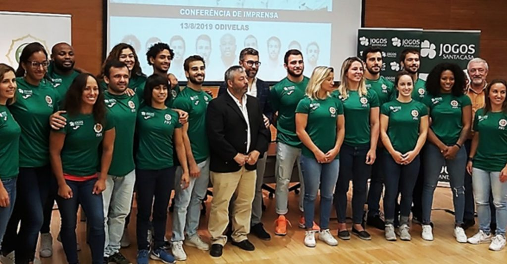 Largest Portuguese delegation in a Judo World Championship