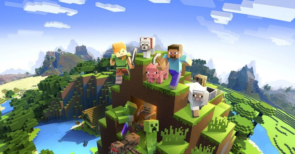 Minecraft is helping to improve public spaces around the world, one block at a time - Computers