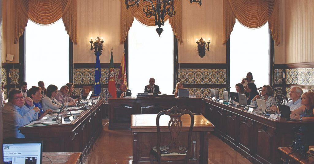 Olympic Games: Chamber helps athletes from Coimbra