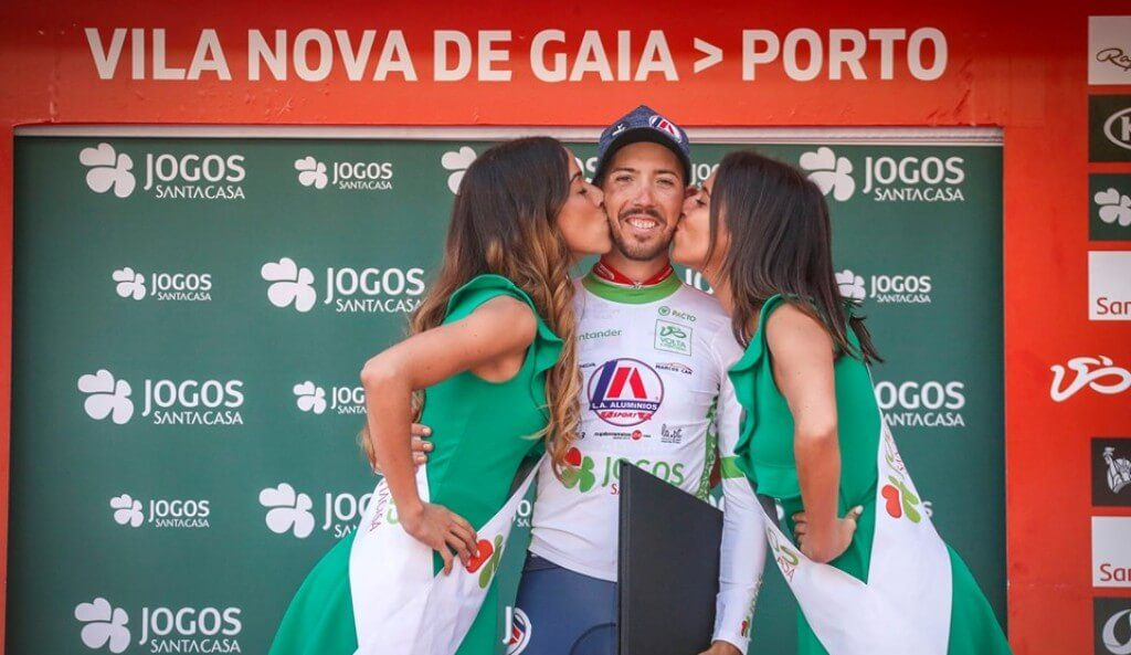 Portimão Chamber honors Emanuel Duarte, best young man in Tour of Portugal - Jornal diariOnline Southern Region