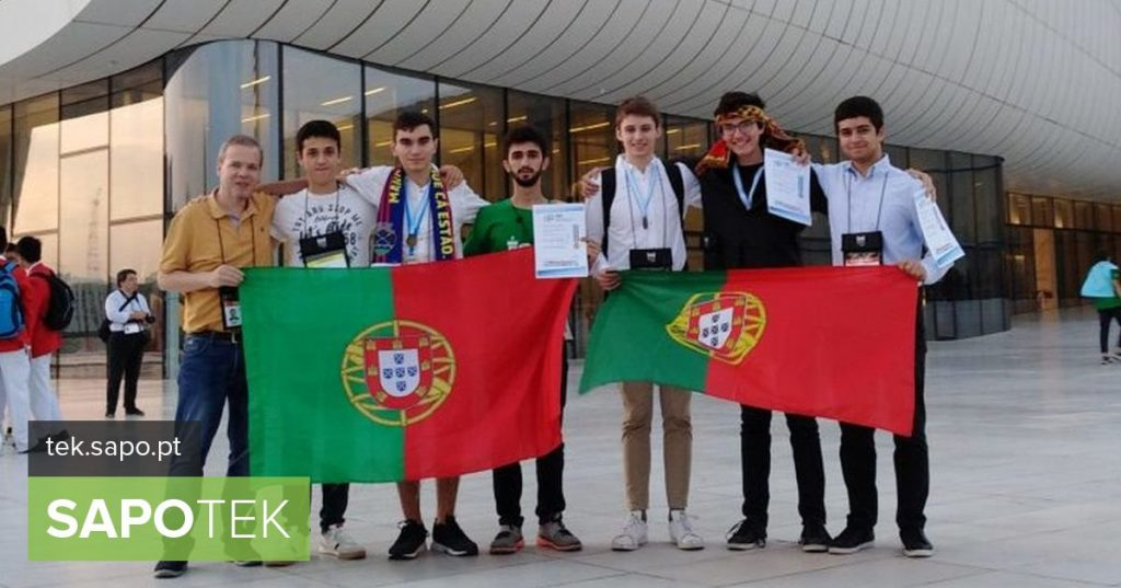 Portugal wins 2nd place in the International Computer Olympics - Computers
