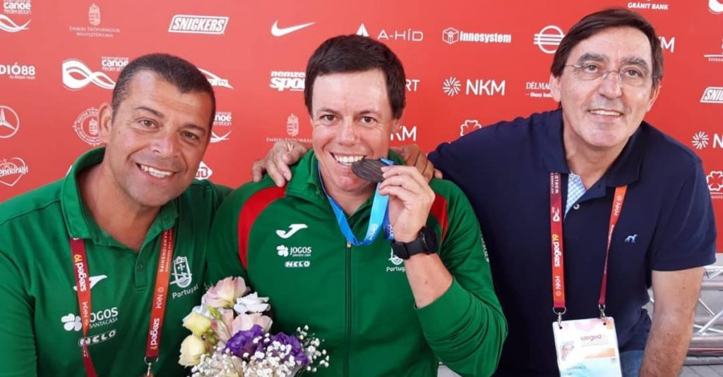 Portugal with a debut and three places guaranteed a year of Paralympics