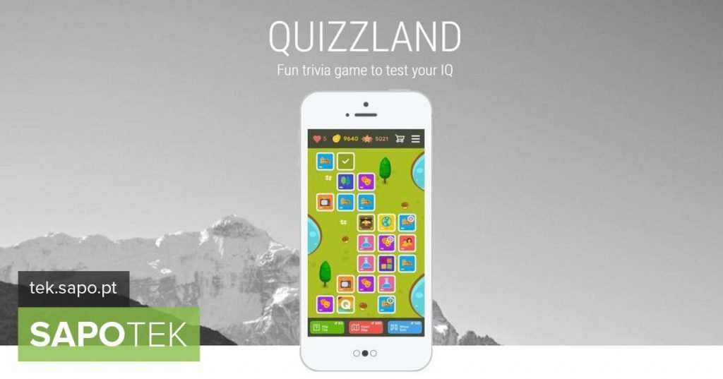 QuizzLand is a game for those who like to improve (or test) knowledge - Apps
