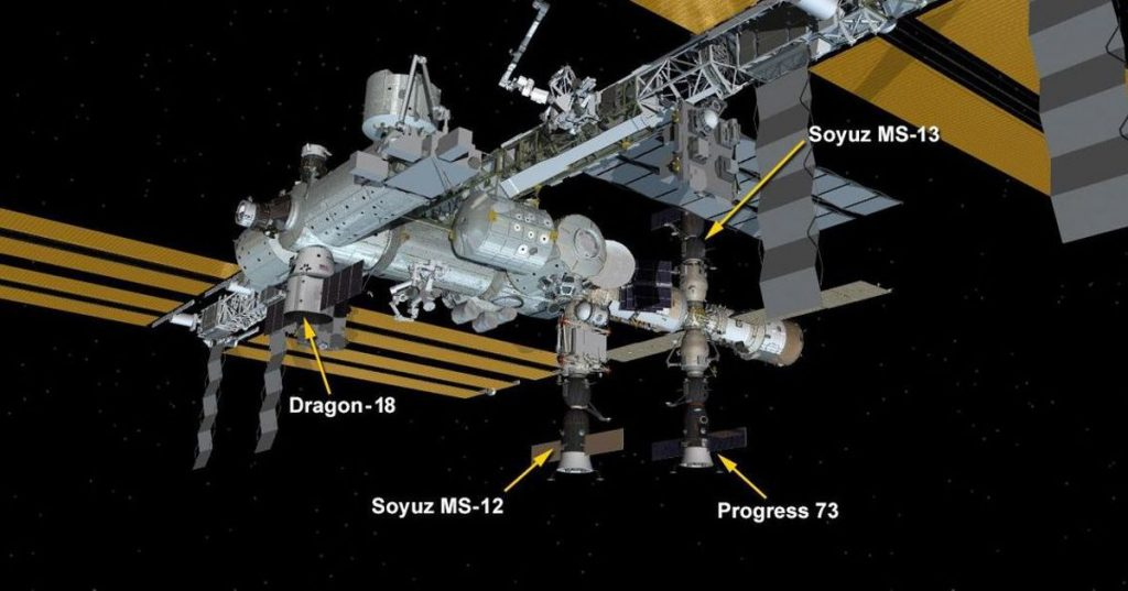 Russian ship with robot on board repeats ISS approach attempt at dawn - Science