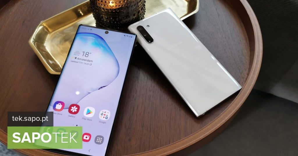 Samsung Note 10 and 10 + can be ordered now and reaches a price of 1,229 euros - Equipment