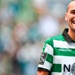 Sporting has principle of agreement to sell Bas Dost to Eintracht Frankfurt