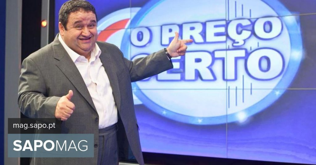 """TVI wants Fernando Mendes: """"It's true that they contacted me"""", confirms presenter - News"""