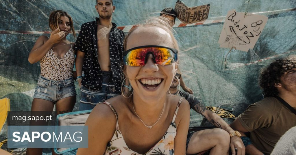 The tribe has already arrived in Zambujeira do Mar: the start of MEO Sudoeste in photos