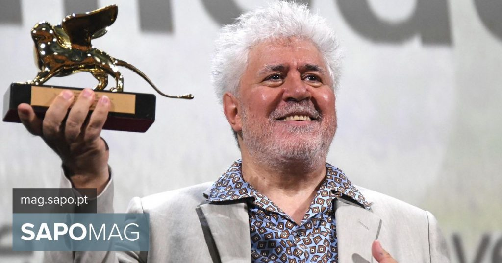 """Venice: Almodovar received career prize at festival as """"act of poetic justice"""" - News"""