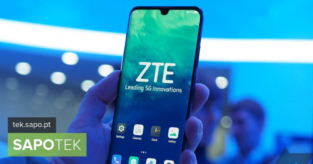"""ZTE """"wins race"""" against Huawei and launches first 5G smartphone in China - Equipment"""