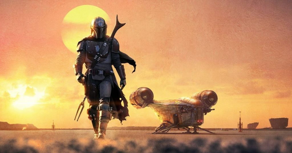 """The Mandalorian"": First Trailer Reveals New Space Epic in ""Star Wars"" Universe - News"