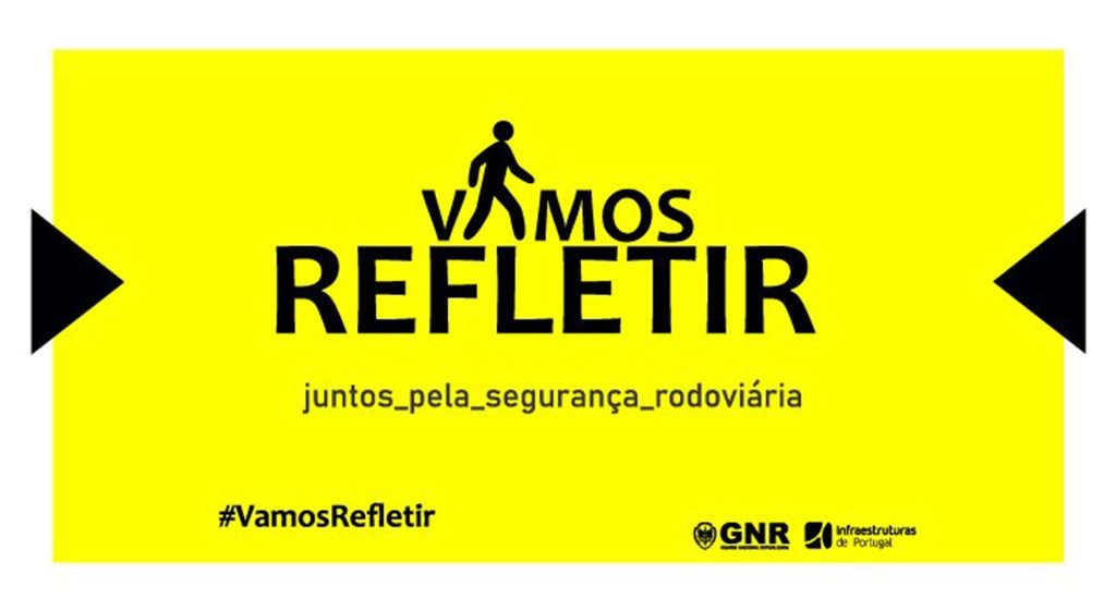 """Let's Reflect"" is GNR and IP National Road Safety Campaign - Jornal diariOnline Southern Region"