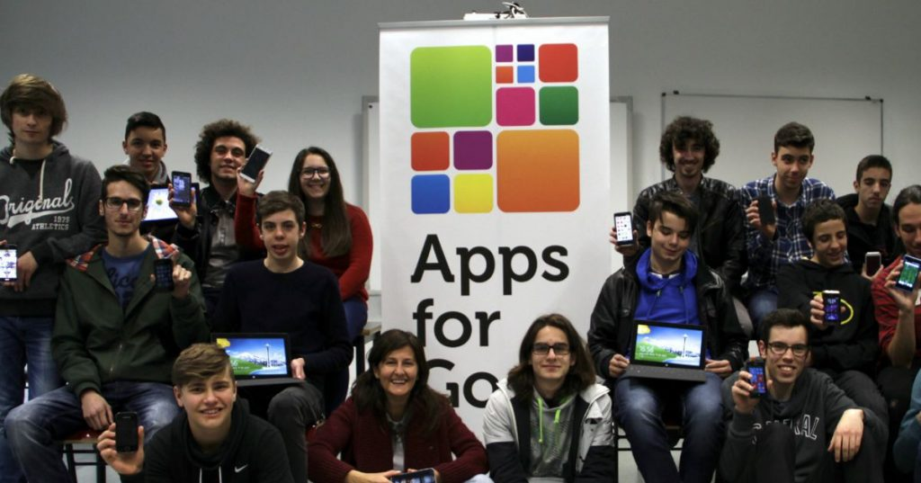 22 teams will present their projects in another edition of Apps for Good - Expert