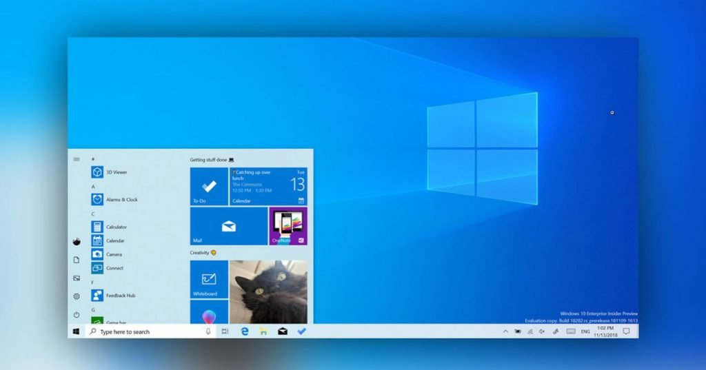 A local copy is no longer required to reinstall Windows 10. Microsoft made OS available on cloud - Computers