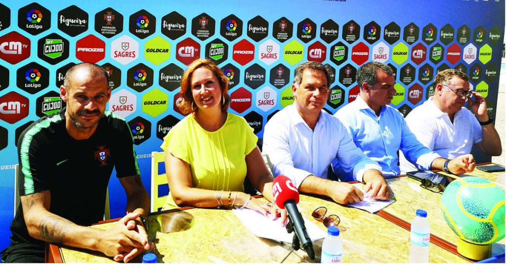 """Beach soccer: European Championship starts today in the """"cradle"""" of the sport"""