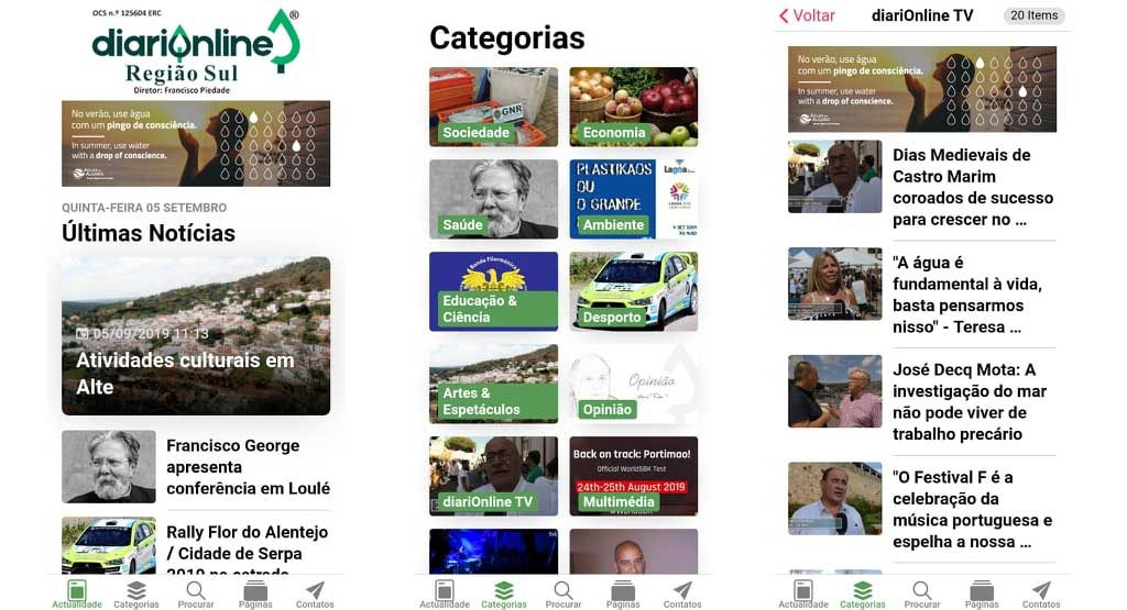 DiariOnline Southern Region App Now Available - Journal diariOnline Southern Region