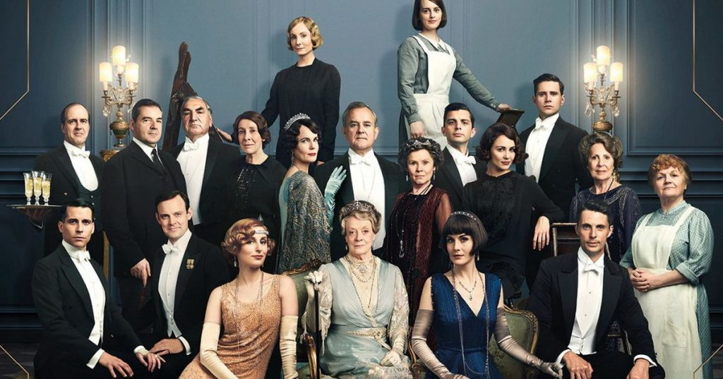 Downton Abbey: Aristocrats are back with even more pomp - News