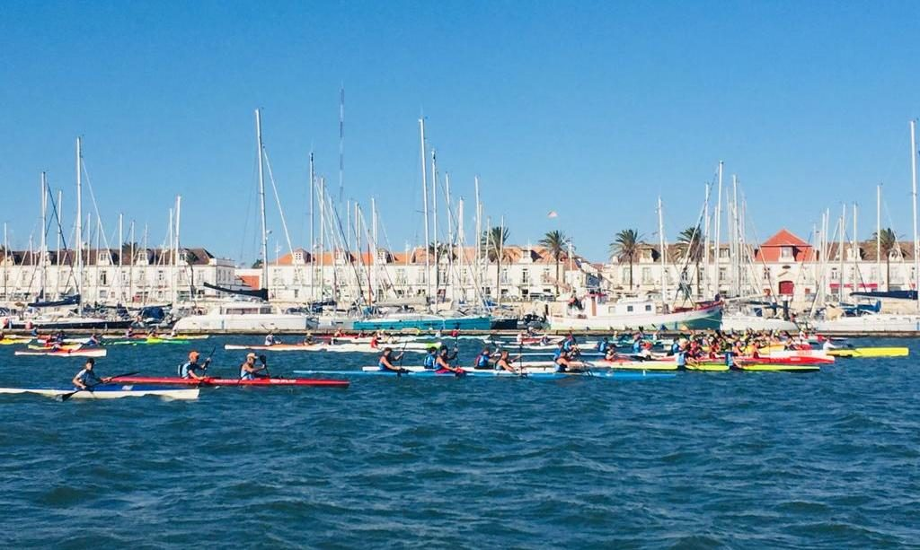 Guadiana River International Canoeing Regatta featured 230 athletes - Jornal diariOnline Southern Region