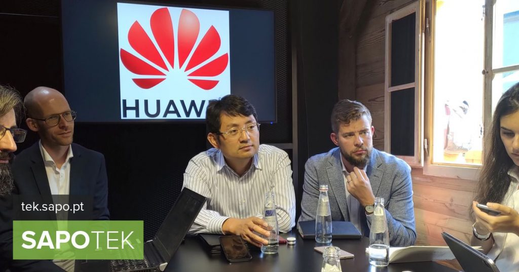 """Huawei: """"Leaving US and European Smartphone Markets Not an Option"""" - Business"""