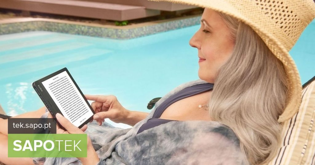 Kobo's new eReader is water resistant and has a more modern design. The weight? 192 grams - Multimedia