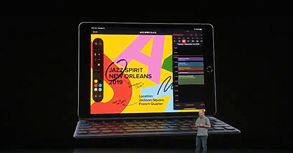New iPad is bigger and more powerful. Price starts at 399 euros - Equipment
