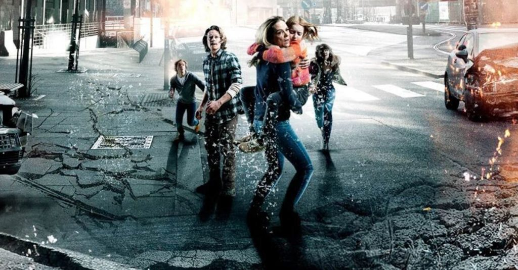"""Nordic coldness hides hope in disaster movie: """"The Earthquake"""""""