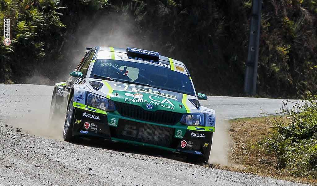 Ricardo Teodósio leaves confident of the Terras D'Aboboreira Rally - Jornal diariOnline South Region