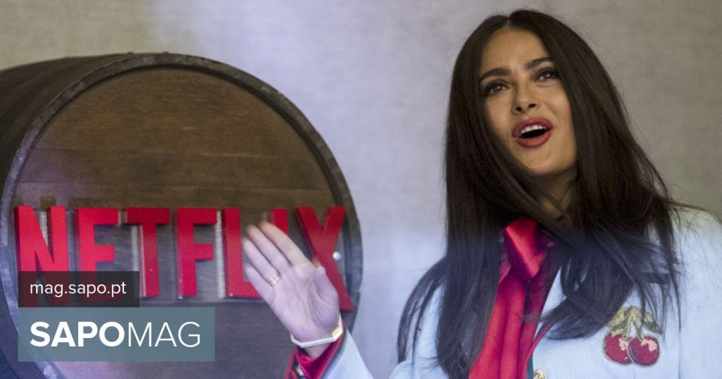 "Salma Hayek shows Mexico of strong women in Netflix's ""Monarch"" series - News"