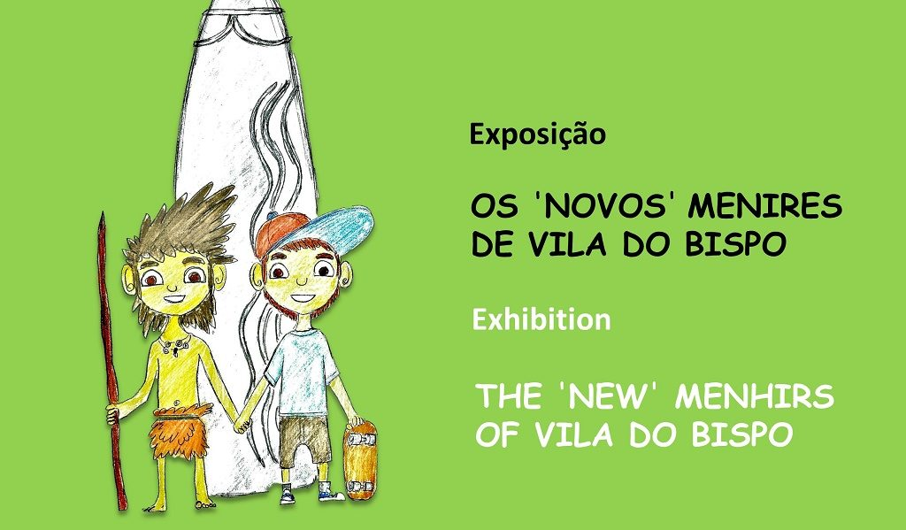The New Menires of Vila do Bispo on display at the Cultural Center - Jornal diariOnline Southern Region