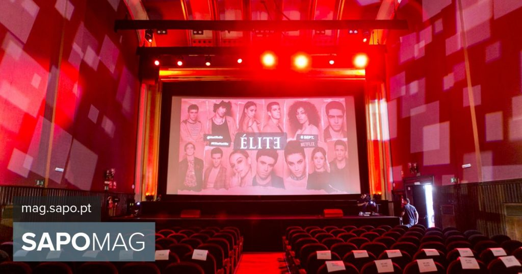 """""""Elite"""": the world premiere of the photo series"""