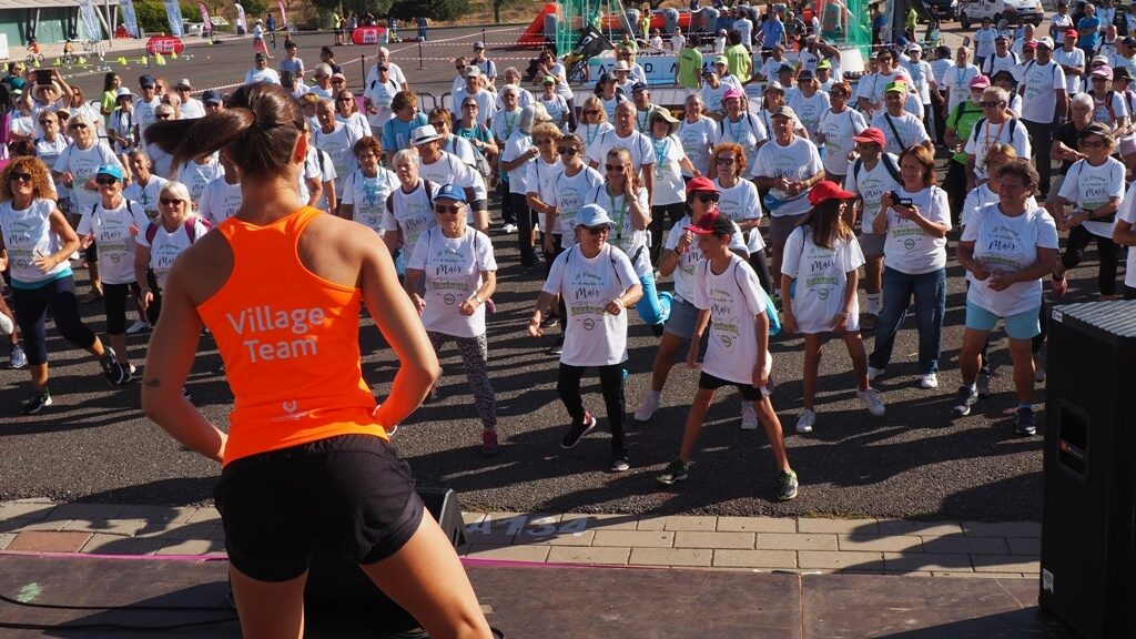 Closing party for European Sport Week gathered 1500 people - Jornal diariOnline Southern Region