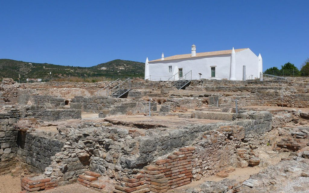 Roman Ruins of Milreu welcome «Travel Workshop» - Jornal diariOnline Southern Region