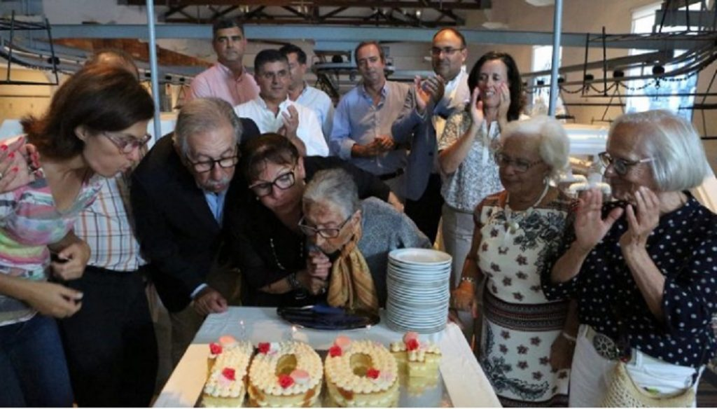 Centennial citizens of Portimão were honored - Jornal diariOnline Southern Region