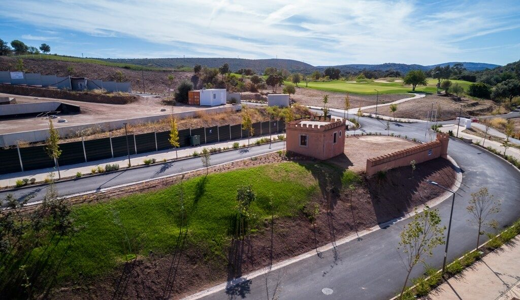 Ombria Resort project details will be exhibited at the Iberian Biennial of Cultural Heritage - Jornal diariOnline Southern Region