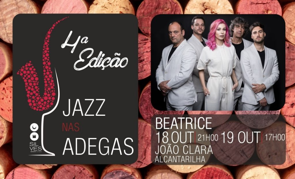 "Second session of ""Jazz in the Cellars"" takes place in Alcantarilha - Jornal diariOnline Southern Region"