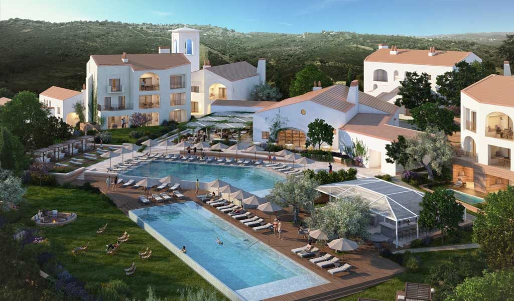 Ombria Resort has started construction of the first Viceroy Residences in Europe - Jornal diariOnline Southern Region. Your news portal Algarve and Alentejo Portugal