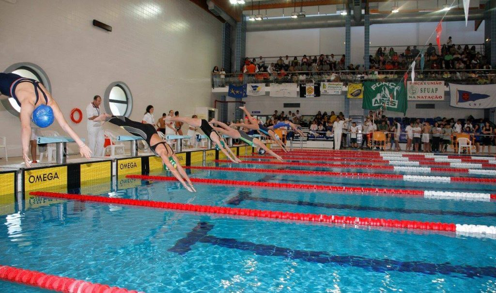 International meeting brings together 400 swimmers in Albufeira - Jornal diariOnline Southern Region