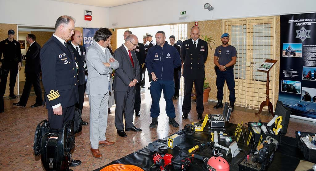Maritime Police Centenary kicks off with exhibition - Jornal diariOnline Southern Region