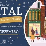 Christmas Street in Quarteira with grocery store and children's activities – Jornal diariOnline South Region. Your Algarve and Alentejo Portugal news portal