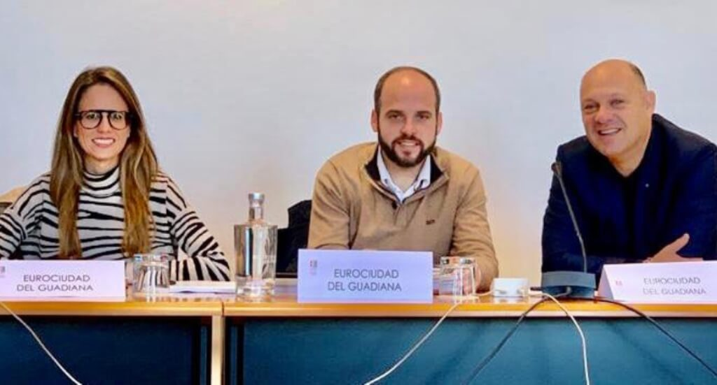 Guadiana Eurocity present at the General Assembly of the Iberian Network of Transfrontier Entities - Jornal diariOnline Southern Region. Your Algarve and Alentejo Portugal news portal