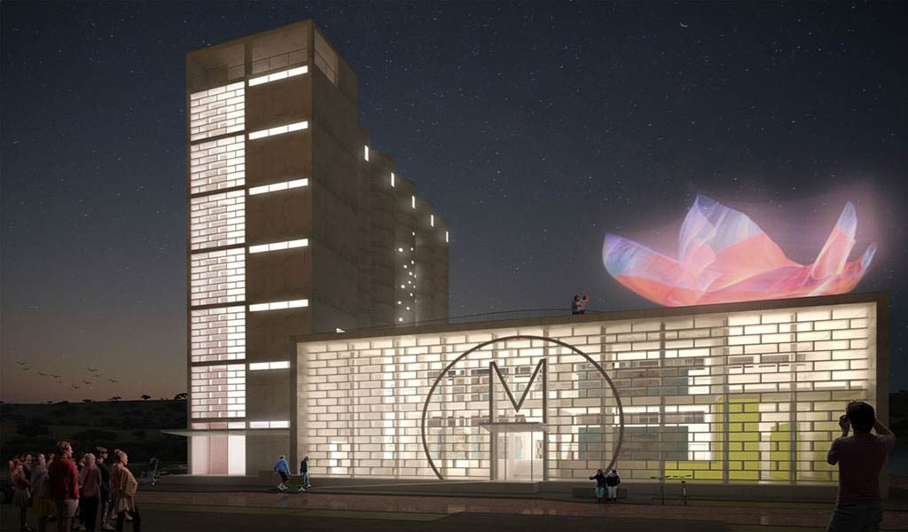"Lagos Municipality supports the ""Museum Zer0"" project"