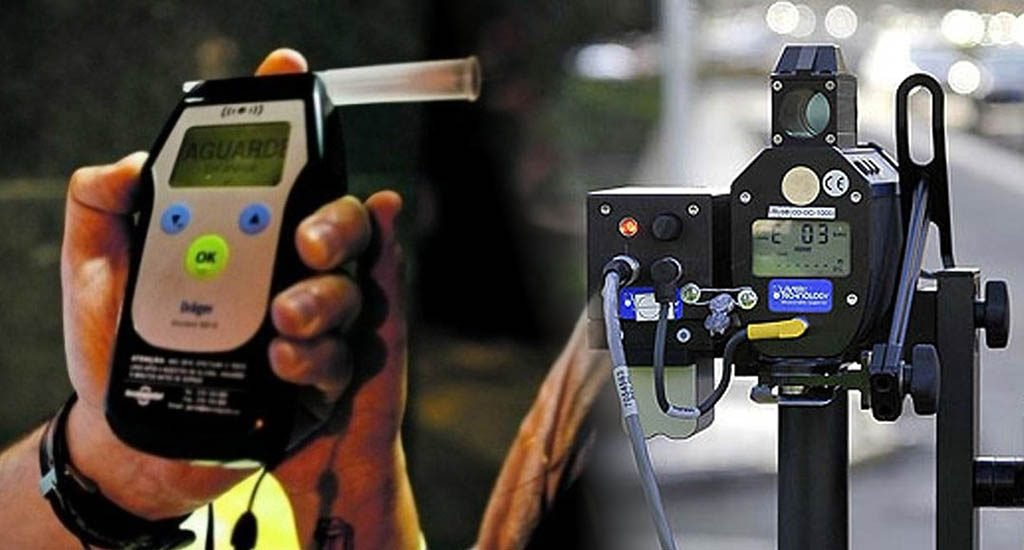 Over 1,500 speeding drivers and nearly 100 arrested for driving with alcohol - GNR
